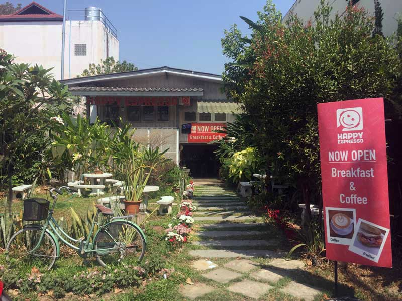 "Top 5 ""Hidden Gem"" Coffee Shops in Chiang Mai 1"
