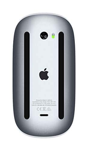 Apple Magic Mouse 2 (Wireless, Rechargable) - Silver 3