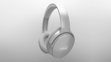 Bose QuietComfort 35 II Wireless Bluetooth Headphones, Noise-Cancelling, with Alexa voice control, enabled with Bose AR – Black 7