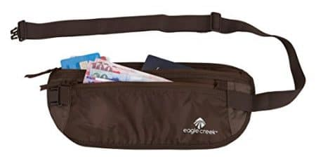 Eagle Creek Travel Gear Undercover Hidden Pocket, Black 4