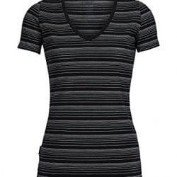 Icebreaker Merino Women's Tech-Lite Short Sleeve V Neck Tee 6