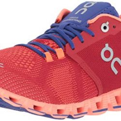 On Running Womens Cloud X Road Shoes Red/Flash SZ 7.5 10