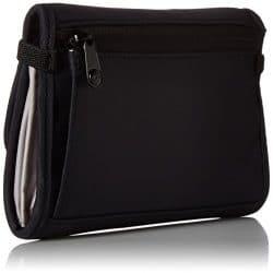 PacSafe RFIDsafe V250 Anti-Theft RFID Blocking Travel Wallet, Black 2