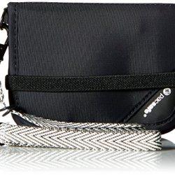 PacSafe Rfidsafe V50 Compact Wallet, Goji Berry 7