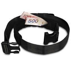 Pacsafe Cashsafe 25, Black 9