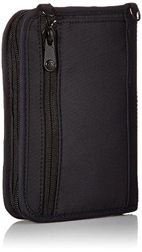 Pacsafe Rfidsafe V150 Anti-Theft RFID Blocking Compact Passport Wallet, Black 3