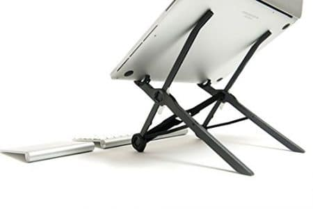 Roost Laptop Stand – Adjustable and Portable Laptop Stand – PC and MacBook Stand, Made in USA 2