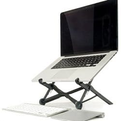 Roost Laptop Stand – Adjustable and Portable Laptop Stand – PC and MacBook Stand, Made in USA 11