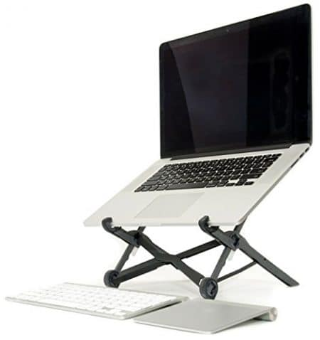 Roost Laptop Stand – Adjustable and Portable Laptop Stand – PC and MacBook Stand, Made in USA 1