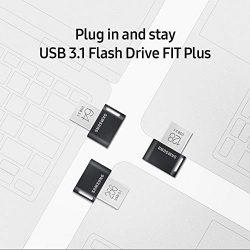Samsung MUF-128AB/AM FIT Plus 128GB - 300MB/s USB 3.1 Flash Drive 5