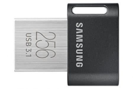 Samsung MUF-256AB/AM FIT Plus 256GB - 300MB/s USB 3.1 Flash Drive 1