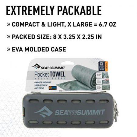 Sea to Summit Pocket Towel 4