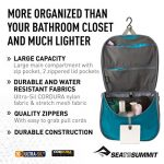Sea to Summit Travelling Light Hanging Toiletry Bag 6